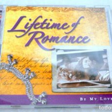 CDs de Música: CD LIFE TIME OF ROMANCE, BE MY LOVE, FALLING IN LOVE CD 2, TIME LIFE MUSIC, 2004, TL LRS/01. Lote 222074186