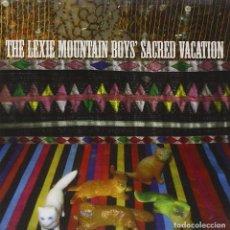 CDs de Música: THE LEXIE MOUNTAIN BOYS –THE LEXIE MOUNTAIN BOYS' SACRED VACATION - OFERTA 3X2 - NUEVO Y PRECINTADO. Lote 222074550