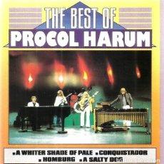 CDs de Música: PROCOL HARUM. THE BEST OF. CD.. Lote 222075307