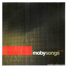 CDs de Música: MOBY. SONGS: 1993 - 1998. CD. Lote 222075762