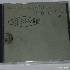 CDs de Música: DEF LEPPARD - VAULT. Lote 222080695