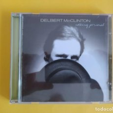 CDs de Música: DELBERT MACCLINTON - NOTHING PERSONAL MUSICA CD. Lote 222087736