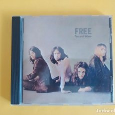 CDs de Música: FREE - FIRE AND WATER MUSICA CD. Lote 222087798