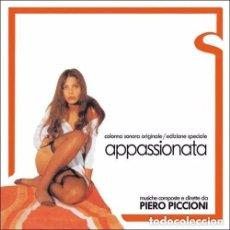 CDs de Música: APPASSIONATA / PIERO PICCIONI 2CD BSO - QUARTET. Lote 222087930