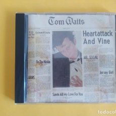 CDs de Música: TOM WAITS - HEARTATTACK AND VINE MUSICA CD. Lote 222088121