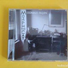 CDs de Música: DONALD FAGEN - MORPH THE CAT MUSICA CD. Lote 222088233