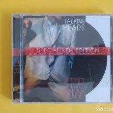 CDs de Música: TALKING HEADS - STOP MAKING SENSE EDICION ESPECIAL MUSICA CD. Lote 222088622
