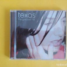 CDs de Música: TEXAS - THE GREATEST HITS MUSICA CD. Lote 222088710