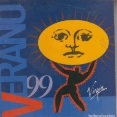 CDs de Música: VERANO 99 DOBLE CD VIRGIN JARABE DE PALO LOS ENEMIGOS ASTRUD LENNY KRAVITZ VAN MORRISON. Lote 222089003