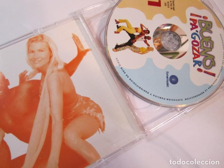 CDs de Música: doble cd bueno pa gozar los hermanos rosario la makina ronny soler etc.. - Foto 4 - 222104256