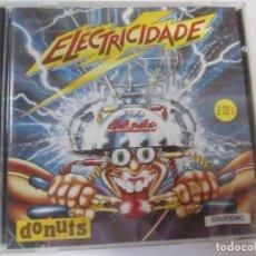 CDs de Música: DOBLE CD ELECTRICIDADE RADIO CIDADE MEGAMIX DJ PAULO BOLA PORTUGAL AÑO 1995. Lote 222106455