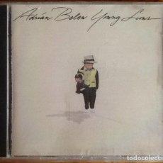 CDs de Música: ADRIAN BELEW (KING CRIMSON) : YOUNG LIONS [USA 1990] CD. Lote 222107923