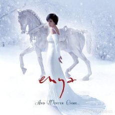 CDs de Música: ENYA - AND WINTER CAME - CD. Lote 261358965