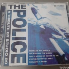 CDs de Música: MUY DIFICIL! THE POLICE. A TRIBUTE BY STUDIO 99.. Lote 222136060