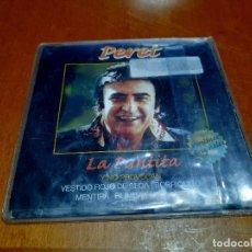 CDs de Música: PERET. LA PUNTITA. CD EN FUNDA DE PLÁSTICO Y CARÁTULA PEGADA. CD CON ALGUNAS RAYAS.. Lote 222138032