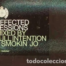 CDs de Música: FULL INTENTION & SMOKIN JO* - DEFECTED SESSIONS (2XCD, MIXED) LABEL:DEFECTED, MINISTRY OF SOUND CAT. Lote 222145056