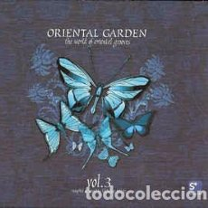 CDs de Música: VARIOUS - ORIENTAL GARDEN- THE WORLD OF ORIENTAL GROOVES VOL.3 (2XCD, COMP) LABEL:SOULSTAR CAT#: CL. Lote 222145160