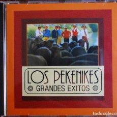 CDs de Música: LOS PEKENIKES.- GRANDES ÉXITOS (VER FOTO ADICIONAL). Lote 222145258