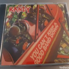 CDs de Música: RANDI.YOU CAN'T KEEP A GOOD BAND DOWN. LOKOMOTIVE. PUNK.. Lote 222150891
