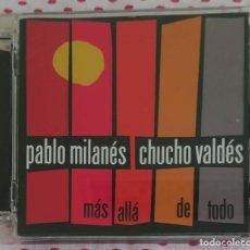 CDs de Música: PABLO MILANES & CHUCHO VALDES (MAS ALLA DE TODO) CD 2007. Lote 222151615