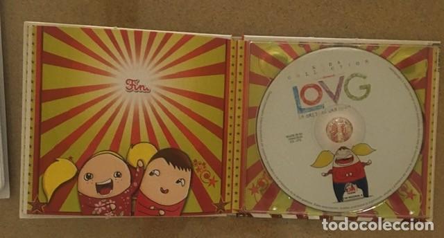CDs de Música: LA OREJA DE VAN GOGH - KIDS COLLECTION - DISCO LIBRO - Foto 3 - 222157650