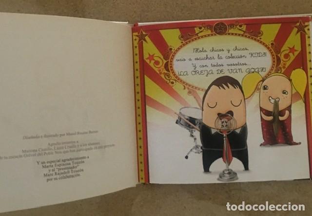 CDs de Música: LA OREJA DE VAN GOGH - KIDS COLLECTION - DISCO LIBRO - Foto 4 - 222157650