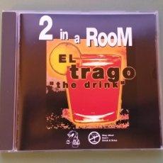 CDs de Música: 2 IN A ROOMCD MAXIEL TRAGO THE DRINK COMO NUEVO + 5€ ENVIO C.N. Lote 222169817