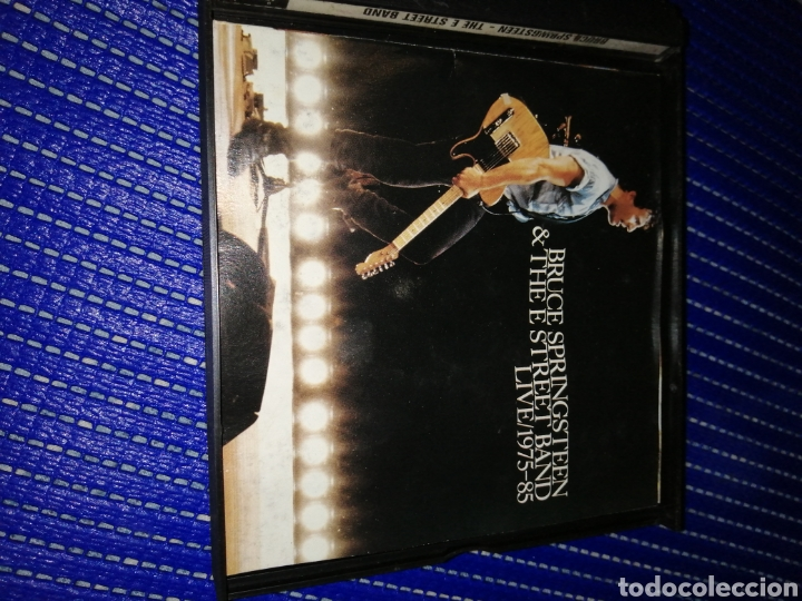 CDs de Música: BRUCE SPRINGSTEEN & THE ESTREET BAND LIVE 1975-1985 - Foto 3 - 222176562