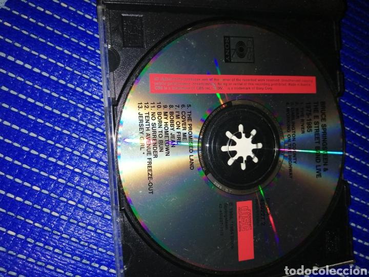 CDs de Música: BRUCE SPRINGSTEEN & THE ESTREET BAND LIVE 1975-1985 - Foto 5 - 222176562