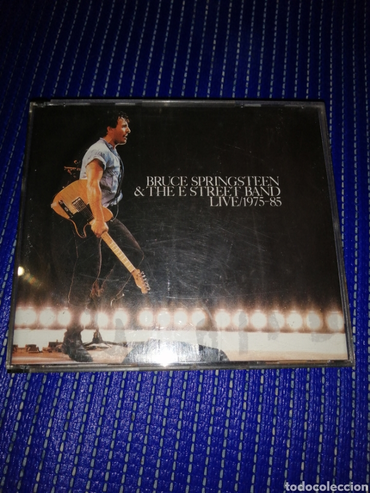 BRUCE SPRINGSTEEN & THE ESTREET BAND LIVE 1975-1985 (Música - CD's Rock)