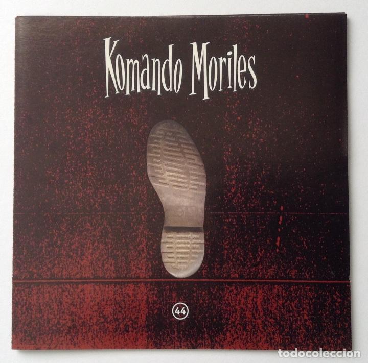 KOMANDO MORILES 44 CD TRALLA RECORDS SKA (Música - CD's Reggae)