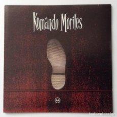 CDs de Música: KOMANDO MORILES 44 CD TRALLA RECORDS SKA. Lote 222177661