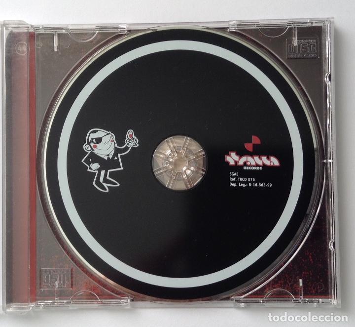 CDs de Música: KOMANDO MORILES 44 CD Tralla Records Ska - Foto 3 - 222177661