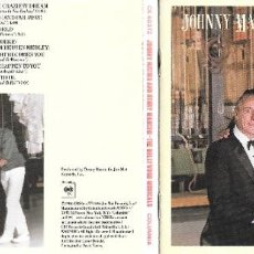 CDs de Música: JOHNNY MATHIS AND HENRY MANCINI - THE HOLLYWOOD MUSICALS. Lote 222183221