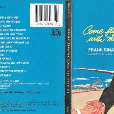 CDs de Música: FRANK SINATRA - COME FLY WITH ME. Lote 222183248