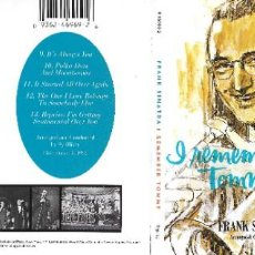 CDs de Música: FRANK SINATRA - I REMEMBER TOMMY.... Lote 222183313