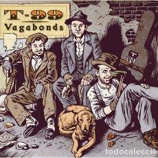 CDs de Música: VAGABONDS [AUDIOCD] T-99 … CD. Lote 222183327