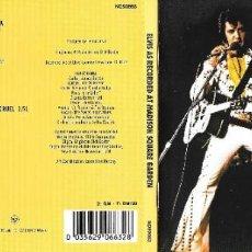 CDs de Música: ELVIS PRESLEY - AS RECORDED AT MADISON SQUARE GARDEN - ED. DESCATALOGADA. Lote 222183403