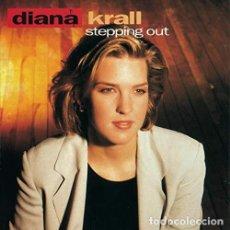 CDs de Música: DIANE KRALL STEPPING OUT CD. Lote 222183531