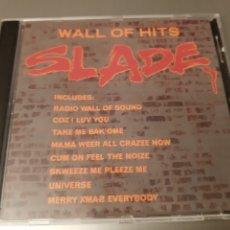 CDs de Música: SLADE. WALL OF HITS. POLYDOR. 511 612-2. 1991 UK.. Lote 222183651