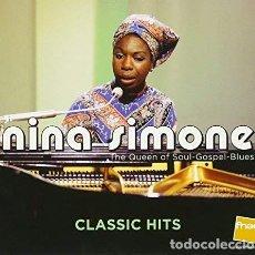 CDs de Música: NINA SIMONE CLASSIC HITS - DIGIPACK [AUDIOCD] NINA SIMONE CD. Lote 222183701