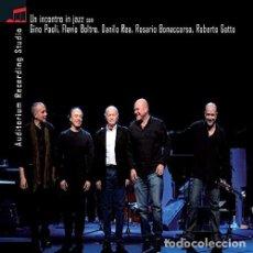 CDs de Música: UN INCONTRO IN JAZZ [AUDIOCD] GINO PAOLI … CD. Lote 222183775