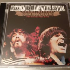 CDs de Música: CREEDENCE CLEARWATER REVIVAL. THE 20 GREATEST HITS. FANTASI. 1991? EU.. Lote 222185973
