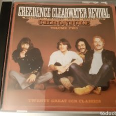 CDs de Música: CREEDENCE CLEARWATER REVIVAL. CHRINICLE. VOL .2 TWUENTY GREAT CCR CLASSICS. 25 431 CD.. Lote 222186053