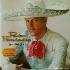 CDs de Música: CD PEDRO FERNANDEZ YO NO FUI CON TEMA TELENOVELA LABERINTO DE PASIONES AQUITIENESLOQUEBUSCA ALMERIA. Lote 222217747