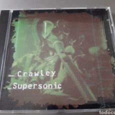 CDs de Música: CRAWLEY. SUPERSONIC. HARD ROCK, NU METAL. GERMANY.. Lote 222220103