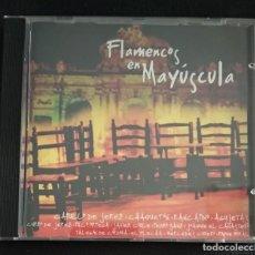 CDs de Música: RAREZA CD MUY DIFÍCIL - CAPULLO DE JEREZ / AGUJETAS / RANCAPINO/ CHAQUETÓN (FLAMENCOS EN MAYÚSCULA). Lote 222224745