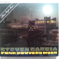 CDs de Música: STEVEN GARCIA. FUNK YOU VERY MUCH. CD HOUSE CAFÉ MUSIC HCM-CD01. ESPAÑA 2004. DEEP HOUSE. FUNK.. Lote 222228776