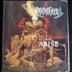 CDs de Música: SEPULTURA ARISE CD EDICION LIMITADA DIGIPACK 1991 SPECIAL LIMITED EDITION. Lote 222230297