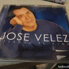 CDs de Música: JOSE VELEZ BESANDO EL ALBA CD ALBUM DEL AÑO 1997 CONTIENE 10 TEMAS PEDRO GUERRA JOSE MARIA PURON. Lote 222232415